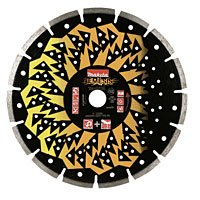 Lâmina de diamante Nemesis Makita 230x22.2mm P-52336