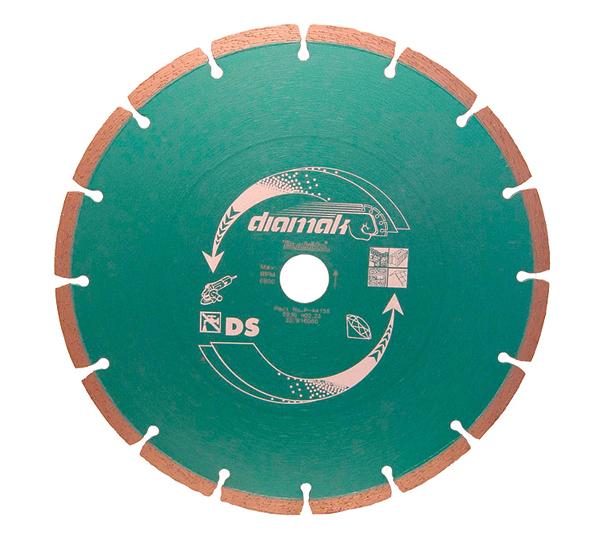 Disco de diamante Diamak segmentado 230-22.23-7mm D-61145
