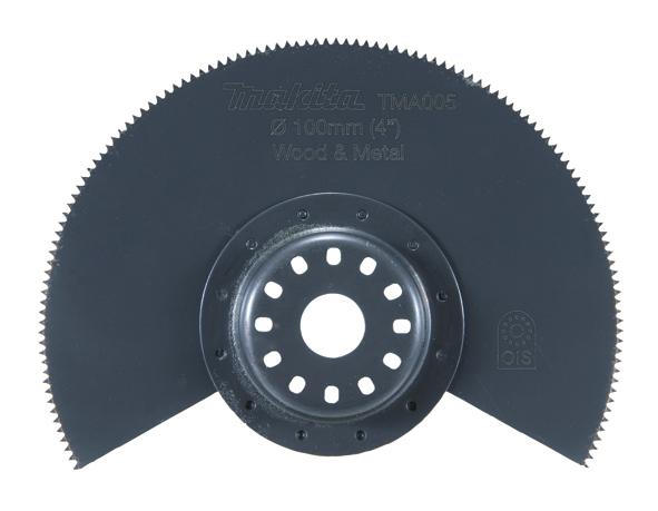DISCO CORTE SEG. 100MM BI-METAL. B-21319