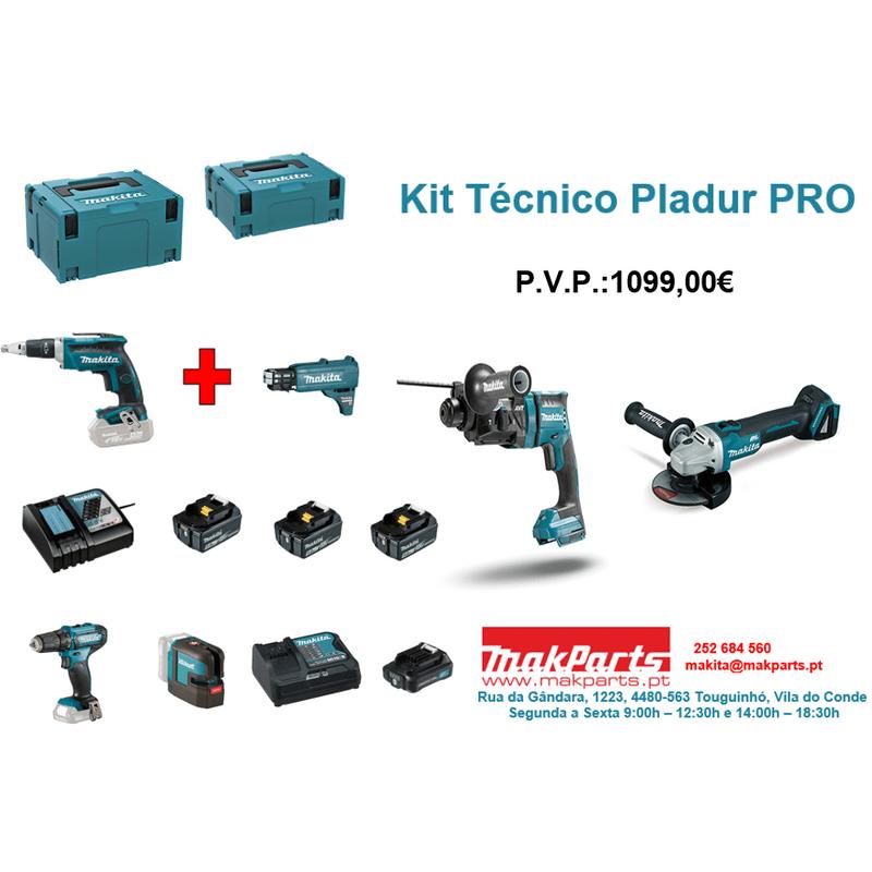 Kit Técnico Pladur PRO