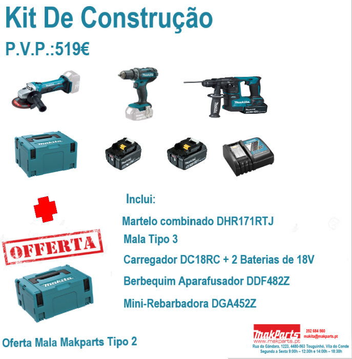 Kit De Construção